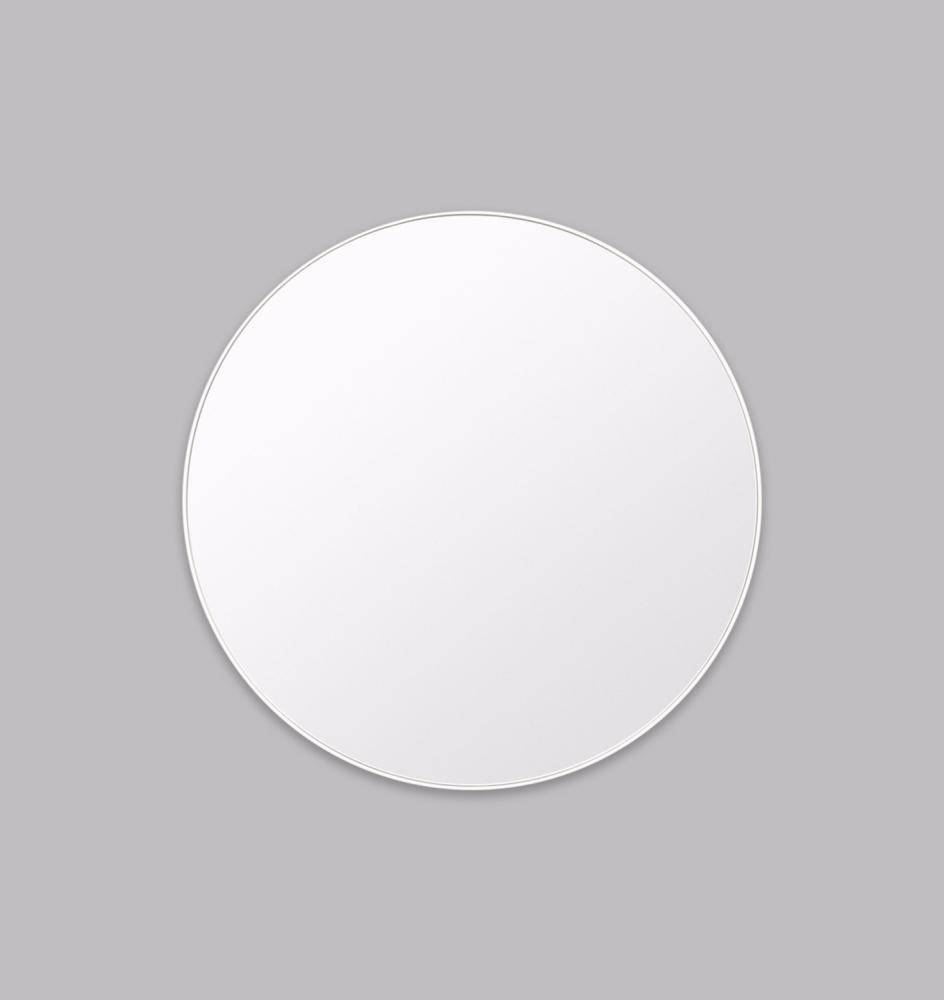 Flynn round white