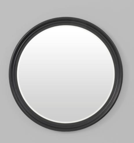Iona round mirror