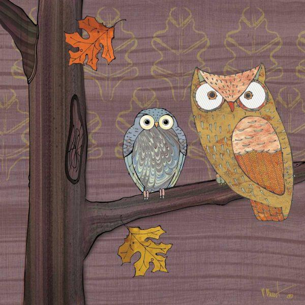 Awesome Owls IV