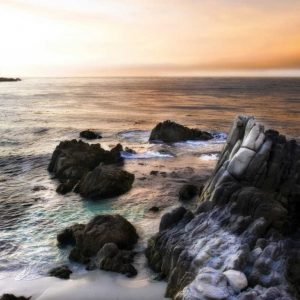 Lovers Point Sunset I