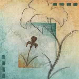 Flower Abstract II