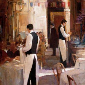 Two Waiters Place des Vosges