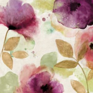 Watercolour Florals II