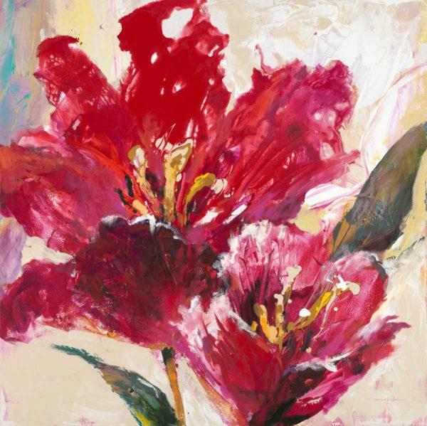 Exuberant Tulip