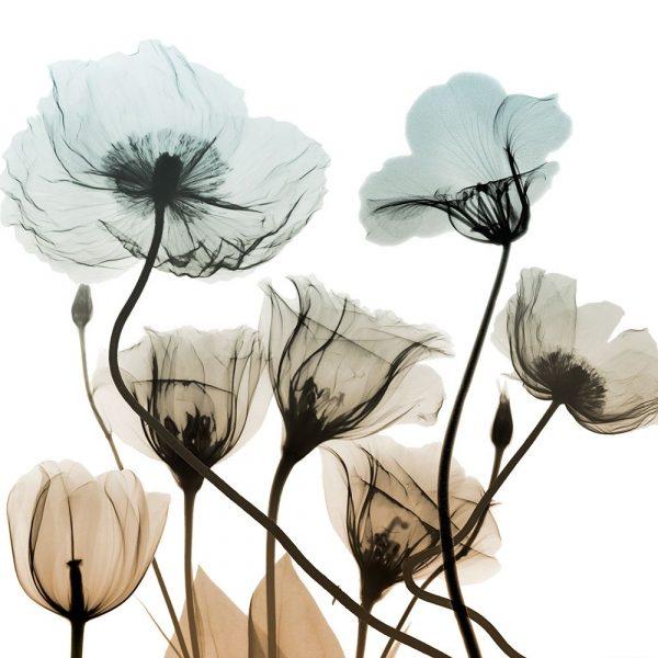 Sandy Floral Cluster 2