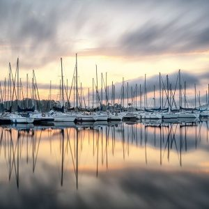 Sailors Sunrise
