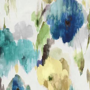 Abstract Flower Pattern I