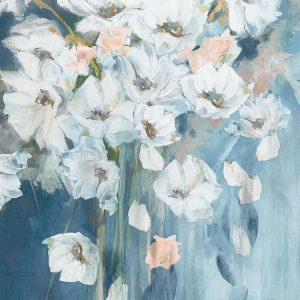 Bouquet of White Poppies