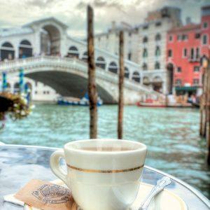 Caffe Rialto Bridge #1