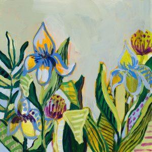 Summer Morning Blooms IV
