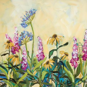 Summer Morning Blooms III