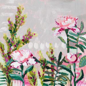 Blushing Wildflowers II