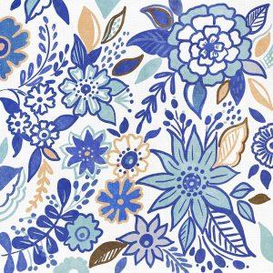 Botanical Azul I