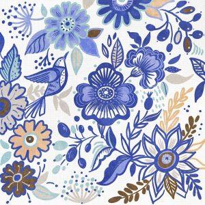 Botanical Azul II
