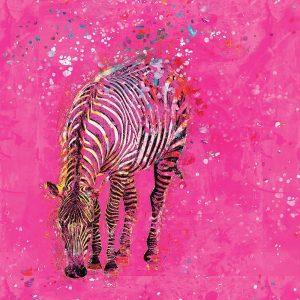 Crazy Zebra I