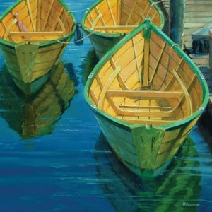 Gloucester Dory Boats
