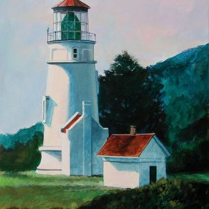 Heceta Head Light - Oregon