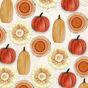 Bohemian Pumpkins