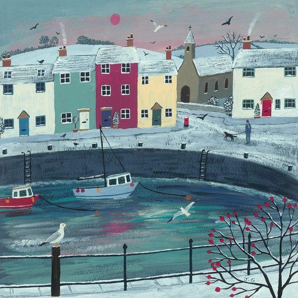 A Walk Round Winter Harbour