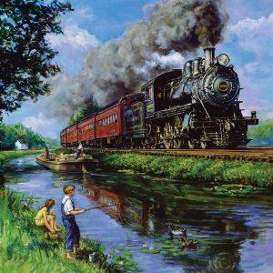Locomotive I