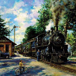 Locomotive II