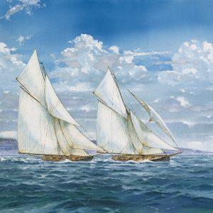 Sloops and Sail II
