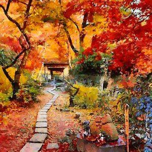 A Path into Garden