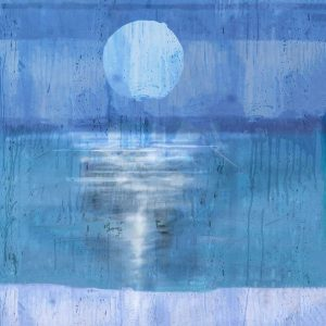 Blue Abstract XXVIII