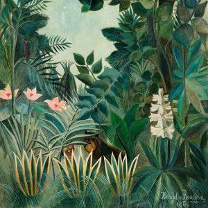 The Equatorial Jungle 1909