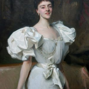 Portrait of Therese, Countess Clary Aldringen
