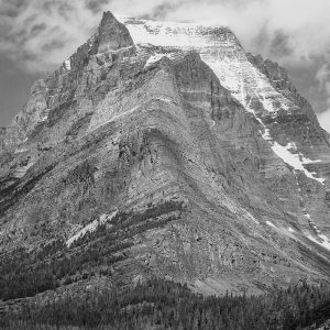 Going-to-the-Sun Mountain-Glacier National Park-Montana