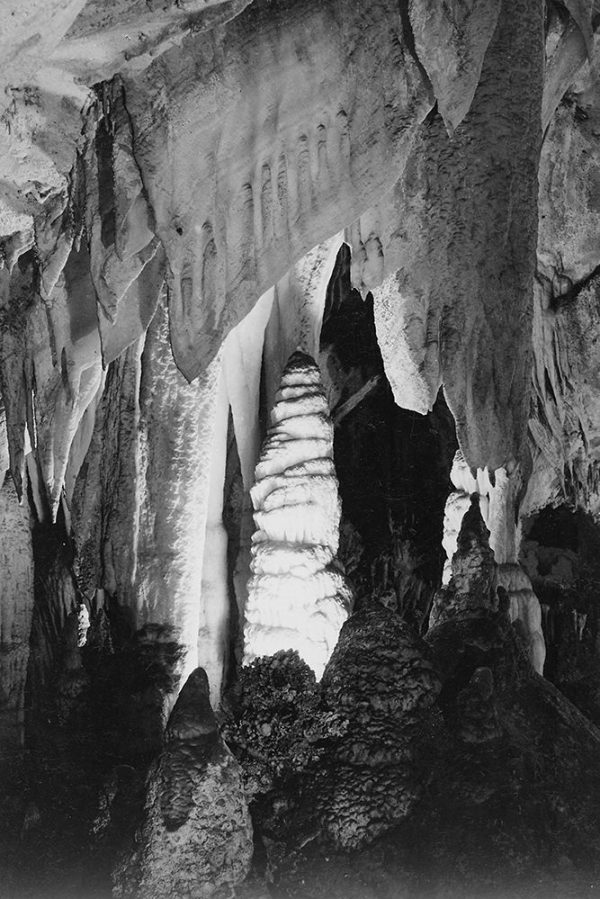 The Queens Chambers-Carlsbad Caverns National Park-New Mexico