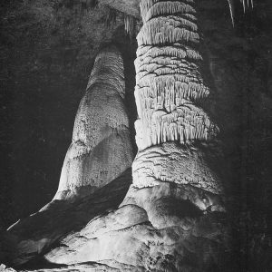 Hall of Giants-Big Room-Carlsbad Caverns National Park-New Mexico