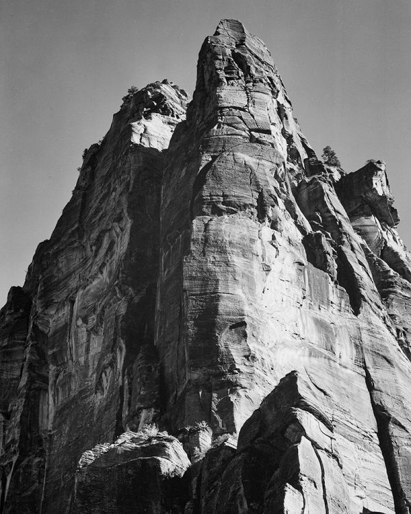Rock formation-Zion National Park-Utah