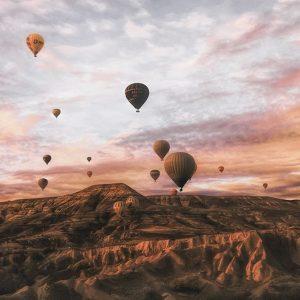 Cappodocia Hot air Balloon