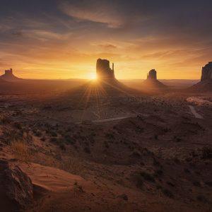 Monument Sunrise.