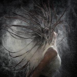 Hair with Dust