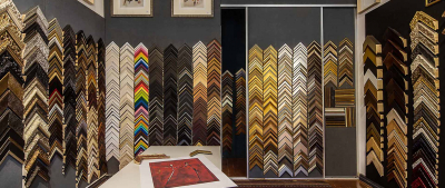 When the frame is the art – 5 enlightening facts about frames