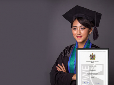 Certificate framing