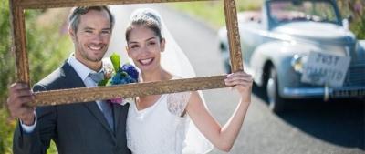 Wedding framing
