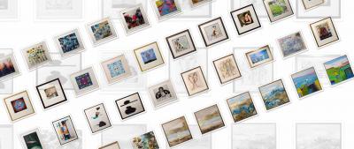 Buying artwork through print on demand